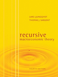 [해외]Recursive Macroeconomic Theory, Fourth Edition