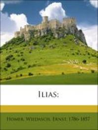 [해외]Ilias; (Paperback)
