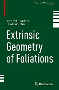 [해외]Extrinsic Geometry of Foliations