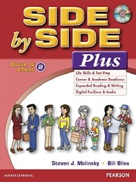 [해외]Side by Side Plus 2 Student Book and Etext with Activity Workbook and Digital Audio /Value Pack