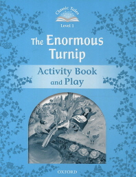 The Enormous Turnip Activity Book and Play