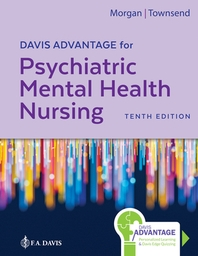 [해외]Davis Advantage for Psychiatric Mental Health Nursing