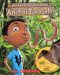 [해외]What If You Had an Animal Tongue!?