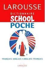 Dictionnaire school poche francais-anglais, anglais-francais   (정)/새책수준 ☞ 서고위치:OH 2