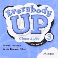 Everybody Up. 3 Audio CD (2)