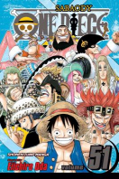 [해외]One Piece, Volume 51 (Paperback)