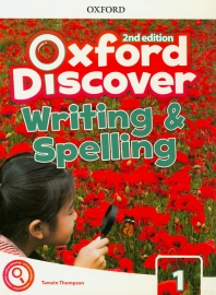 Oxford Discover Level. 1: Writing and Spelling Book
