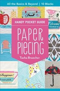 [해외]Paper Piecing Handy Pocket Guide