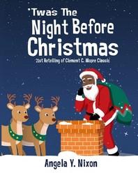 [해외]'Twas the Night Before Christmas (Paperback)