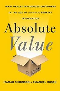 [해외]Absolute Value (Hardcover)