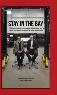 [해외]Stay in the Bay (Hardcover)