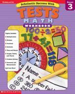 Scholastic Success with Math(Grade 3)(Work Book)