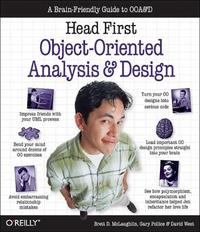 [해외]Head First Object-Oriented Analysis and Design (Paperback)