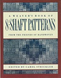 [해외]The Weaver's Book of 8-Shaft Patterns