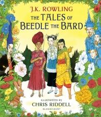Tales Of Beedle Bard Illustrated Ed.