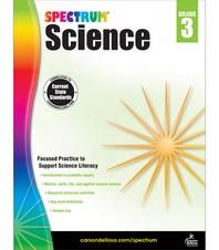 Spectrum Science Grade. 3