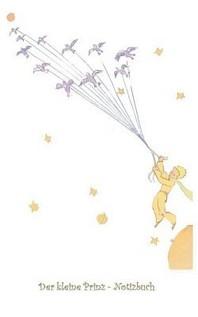 Der kleine Prinz - Notizbuch