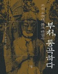 부처 통곡하다(조선오백년불교탄압사) /초판본/12
