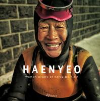 Haenyeo(해녀)(양장본 HardCover)