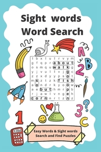 [해외]Sight Words Word Search