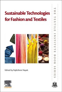 [해외]Sustainable Technologies for Fashion and Textiles