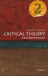 [해외]Critical Theory