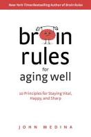 [해외]Brain Rules for Aging Well (Hardcover)