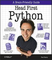 [해외]Head First Python (Paperback)