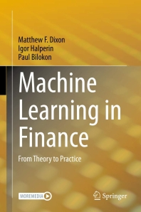 [해외]Machine Learning in Finance