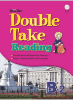 DOUBLE TAKE READING. LEVEL B-2(CD1장포함)(Double Take Reading)