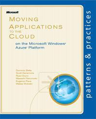 [해외]Moving Applications to the Cloud on the Microsoft Azure Platform (Paperback)