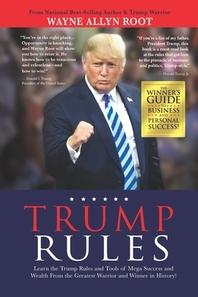 [해외]Trump Rules (Paperback)