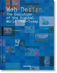 [해외]Web Design. the Evolution of the Digital World 1990-Today