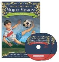 Soccer on Sunday(CD2장포함)(Magic Tree House 52)