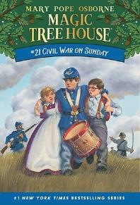 [보유]Magic Tree House #21: Civil War on Sunday
