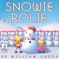 [해외]Snowie Rolie (Hardcover)
