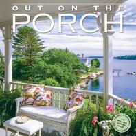 [해외]Out on the Porch Wall Calendar 2022