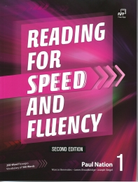 Reading for Speed and Fluency.1 Student Book