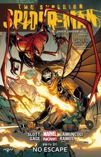 슈피리어 스파이더맨 Vol. 3: 탈출구는 없다(시공그래픽노블)