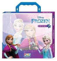 디즈니 미니 가방 퍼즐: 겨울왕국