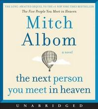 [해외]The Next Person You Meet in Heaven CD (Compact Disk)