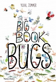 [해외]The Big Book of Bugs (Hardcover)
