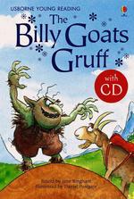[해외]The Billy Goats Gruff [With Read-Along CD]