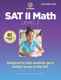 [해외]Dr. Chung's SAT II Math Level 2