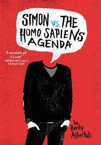 [해외]Simon vs. the Homo Sapiens Agenda (Hardcover)