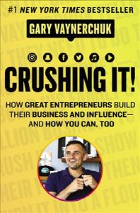 [해외]Crushing It! (Hardcover)