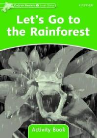 Dolphins 3 (AB) Lets go to the rainforest (Activity Book)