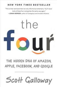 [해외]The Four (Paperback)