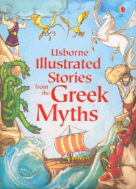 [해외]Illustrated Stories from the Greek Myths.