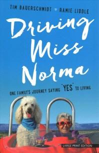 [해외]Driving Miss Norma (Paperback)